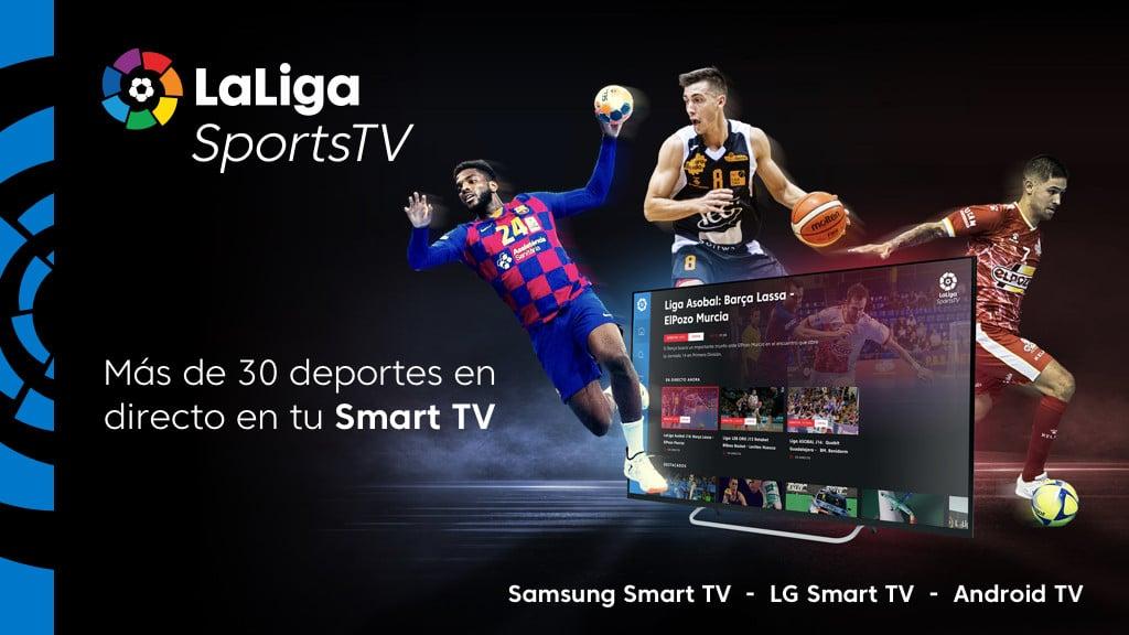 LaLiga Sports TV dispositivos