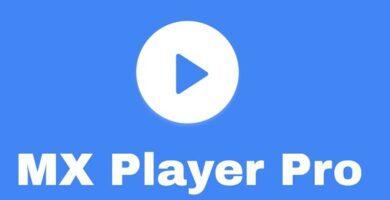 Descarga la última versión de MX Player Pro