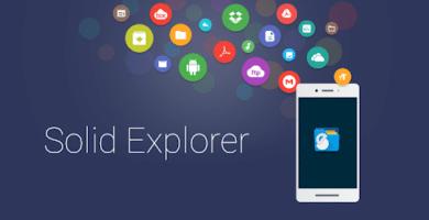 Descarga Solid Explorer Pro