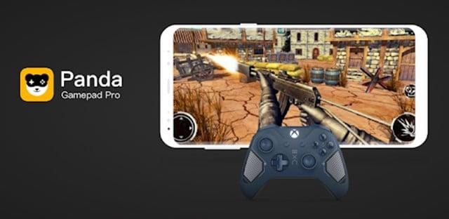 Descargar Panda Gamepad Pro