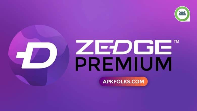 Descargar ZEDGE Premium APK