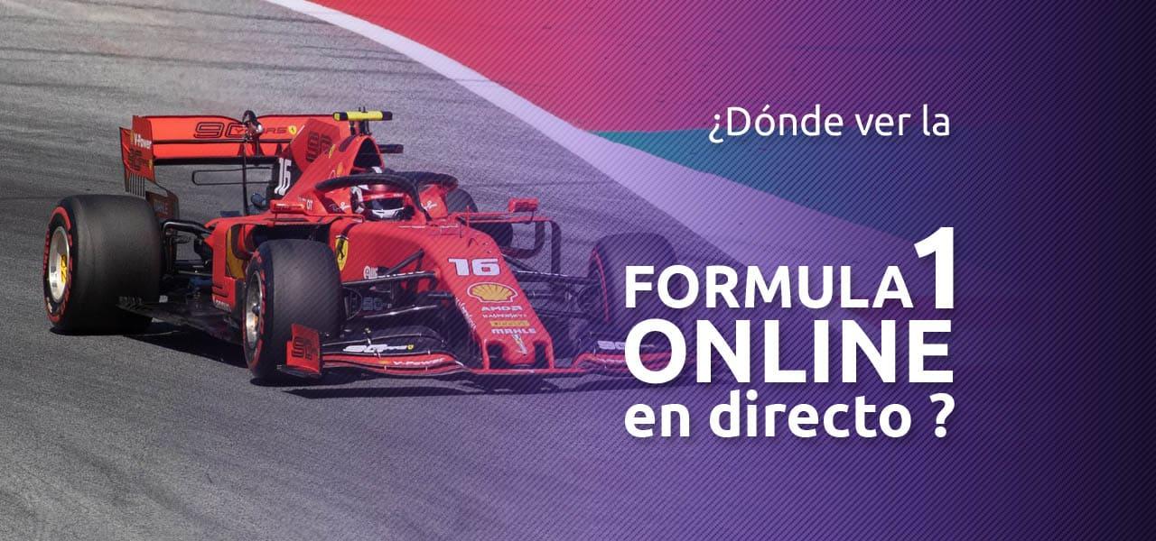 Ver carreras de Fórmula 1 en línea y gratis [2021]